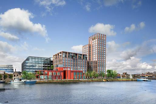 US firm given go-ahead for huge multi-purpose development in Dublin docklands